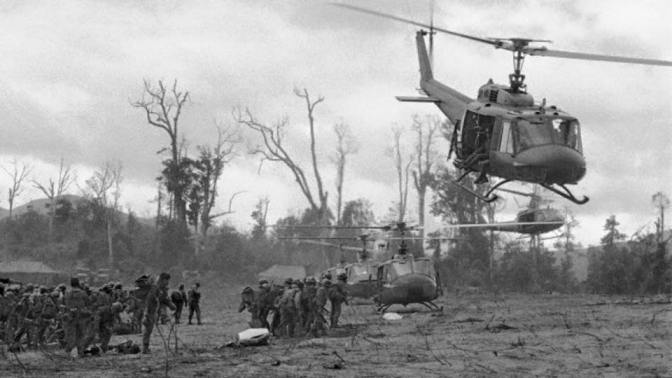 Vào ngày thứ ba của cuộc hành quân 719 Lam Sơn (10 Tháng Hai, 1971), một trực thăng UH-1 Huey của VNCH bị bắn rơi tại Hạ Lào. Tất cả những người có mặt trên chuyến bay này đều bị tử nạn, gồm Ðại Tá Cao Khắc Nhật trưởng phòng 3, Trung Tá Phạm Vi, trưởng phòng 4 thuộc Bộ Tư Lệnh Quân Ðoàn 1, hai phi công là Trung Úy Nguyễn Diếu, Trung Úy Tạ Hòa và hai nhân viên phi hành đoàn là T.S. Cơ Khí Nguyễn Hoàng Anh, H.S. Xạ Thủ Trần Công Minh thuộc Không Ðoàn 41-Phi Ðoàn 213-Sư Ðoàn 1 Không Quân đóng tại Ðà Nẵng.
