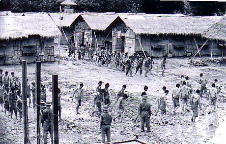 Đoàn 76 tù binh